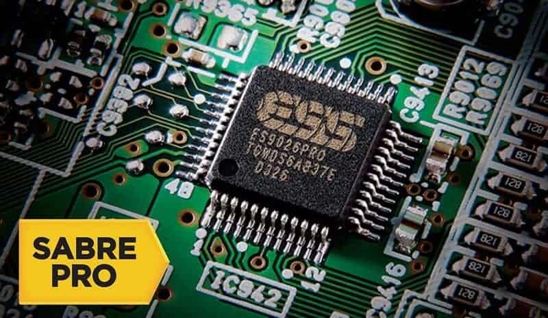 ESS SABRE PRO Premier DAC™ ES9026PRO