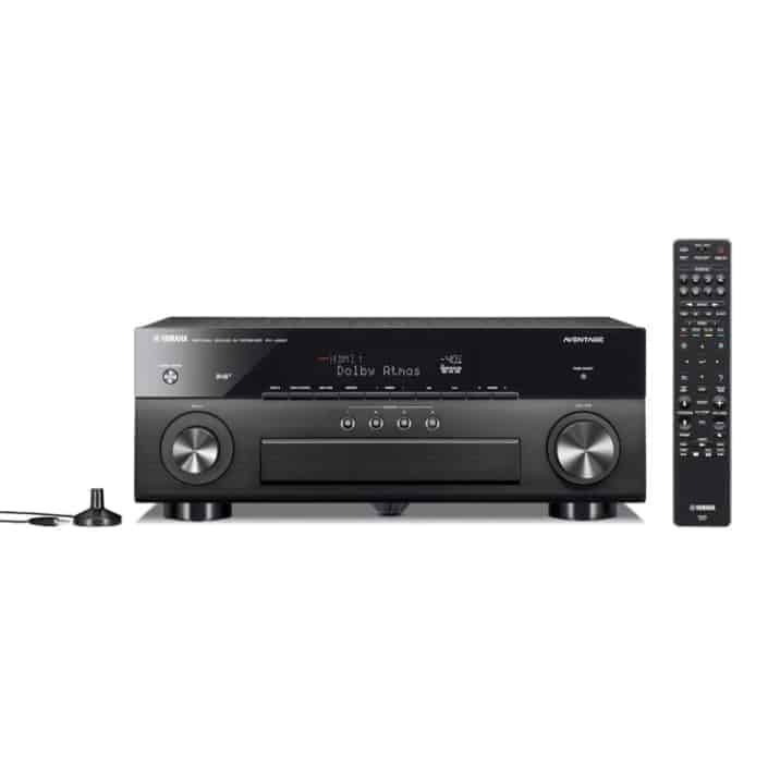 Yamaha RX-A880 7.2-Kanal AVENTAGE