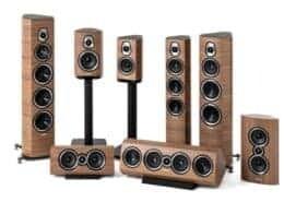Neue Sonetto Lautsprecherline von Sonus Faber