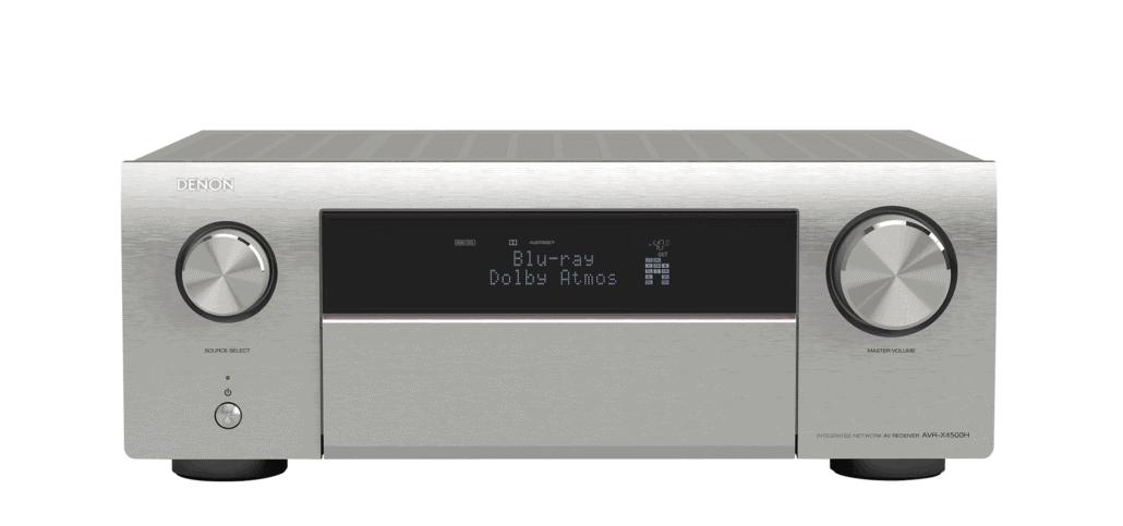 Heimkino-Receiver Neuheiten: Denon X3500H & X4500H