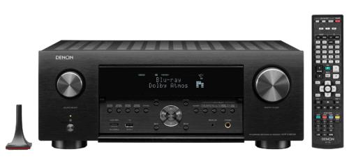 Denon AVR-X4500H Premium 9.2-Kanal-AV-Surround-Receiver
