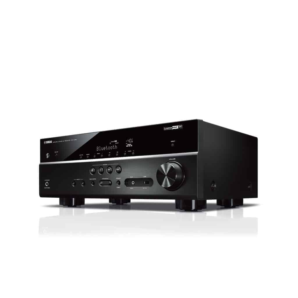 yamaha rx v485 5 1 kanal av receiver heimkinopartner. Black Bedroom Furniture Sets. Home Design Ideas
