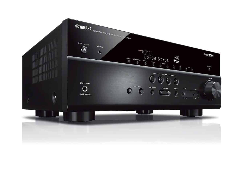 yamaha rx v685 7 2 kanal av receiver inkl premium. Black Bedroom Furniture Sets. Home Design Ideas