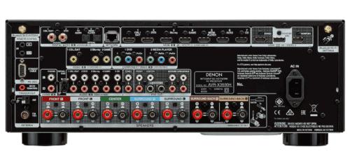 Denon AVR-X3500H 7.2 Kanal-AV-Surround-Receiver