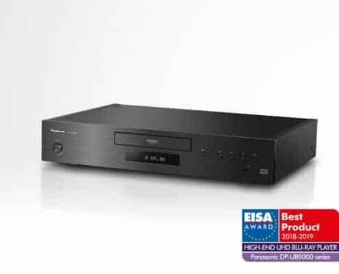 Panasonic High End Player UB9004 gewinnt EISA Award