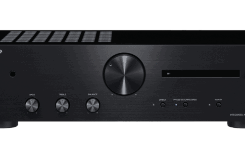 Onkyo A-9110 und A-9130 Stereo-Vollverstärker