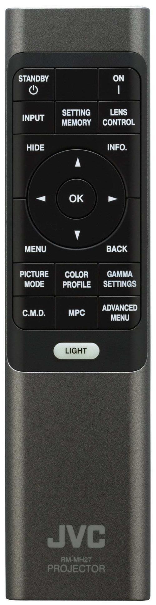 JVC DLA-N7 4K D-ILA HDR