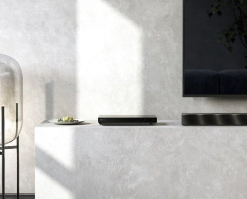 Neuer Einstieg Sony Ultra-HD Player UBP-X500