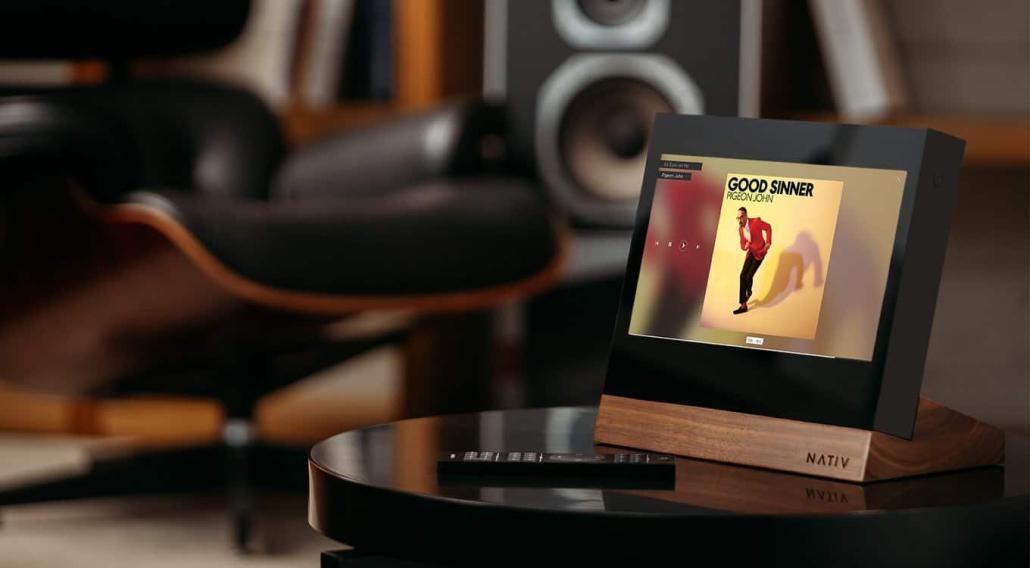 NATIV Vita Musik System