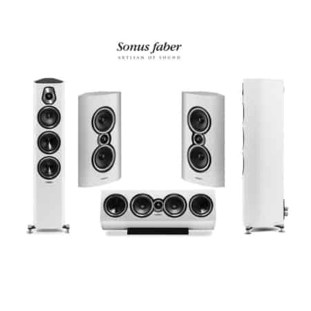 Sonus faber Sonetto 5.0 Set