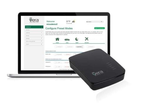 VERA Edge Smart Home Gateway