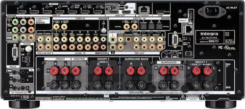Integra DRX-7.1 - 9.2 Kanal A/V Receiver