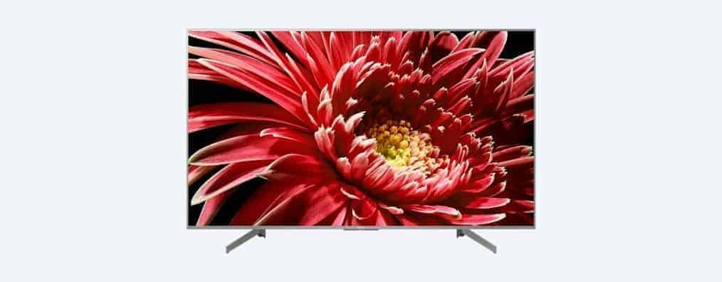 Sony KD-75XG8596 | LED | 4K Ultra HD | HDR