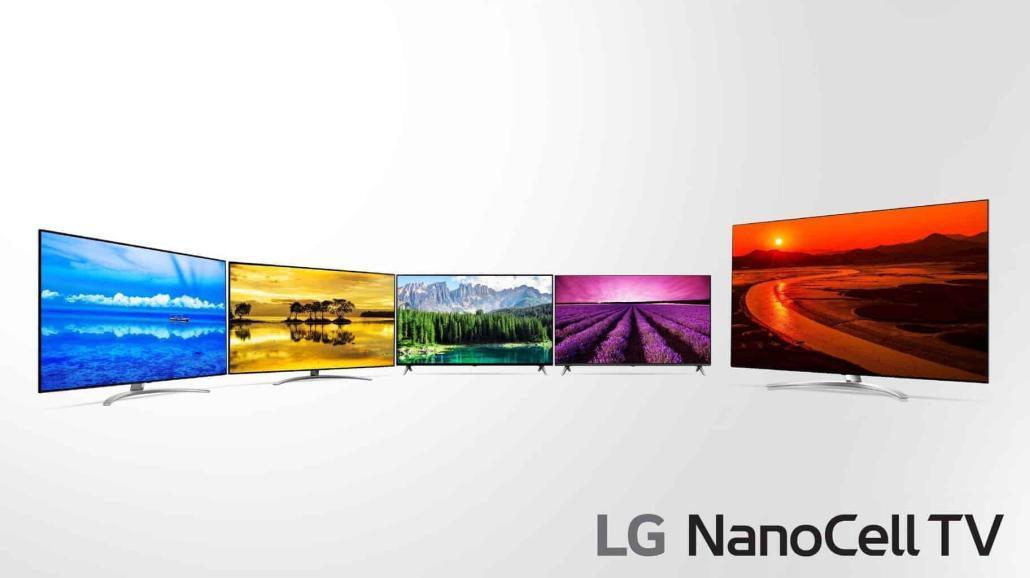 Neue LG TVs mit THINQ AI UND ALPHA 9 GEN 2 OLED NanoCell