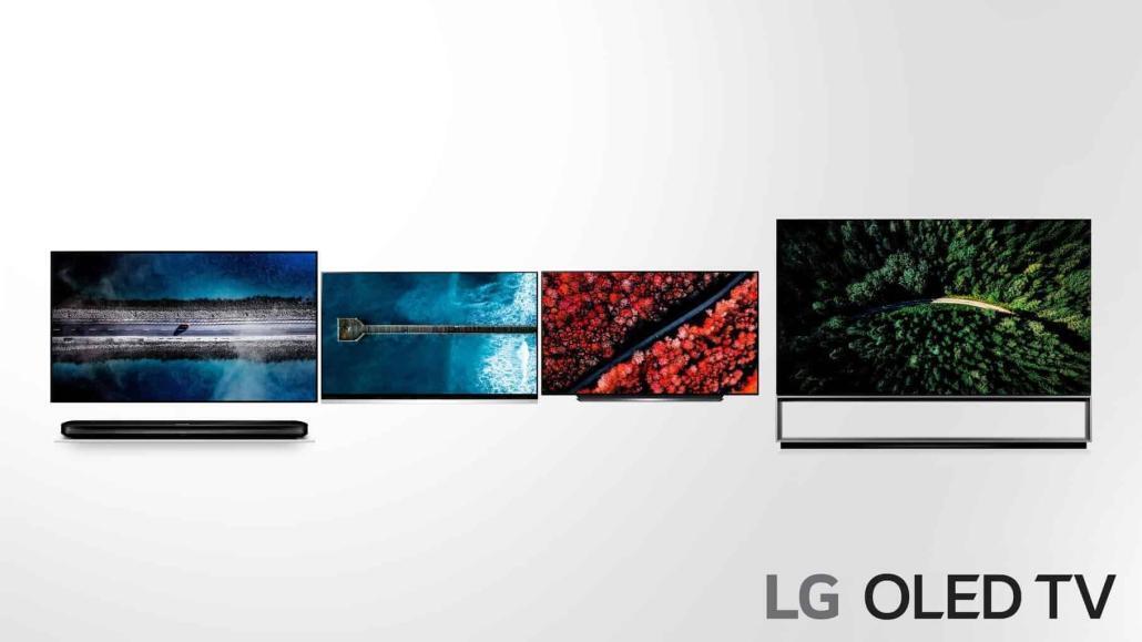Neue LG TVs mit THINQ AI UND ALPHA 9 GEN 2 OLED