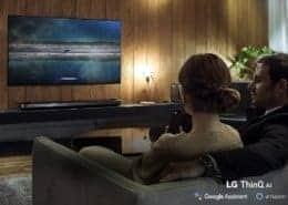Neue LG TVs mit THINQ AI UND ALPHA 9 GEN 2