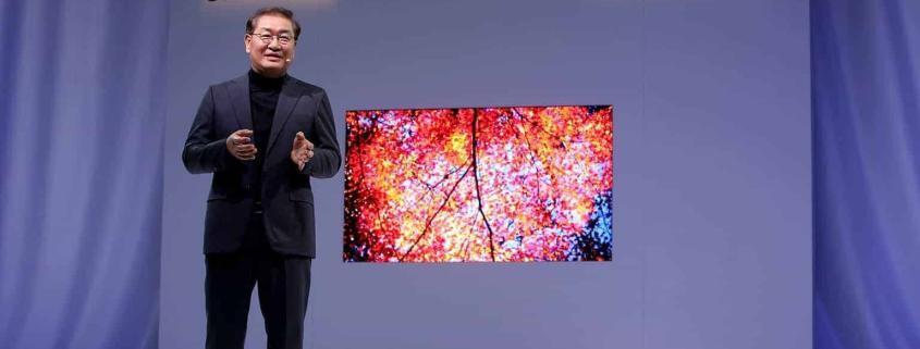 Samsung Micro LED Fernseher Smart TV