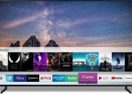 """Samsung Smart TVs unterstützen """"iTunes Movies & TV Shows"""" sowie Apple AirPlay 2"""