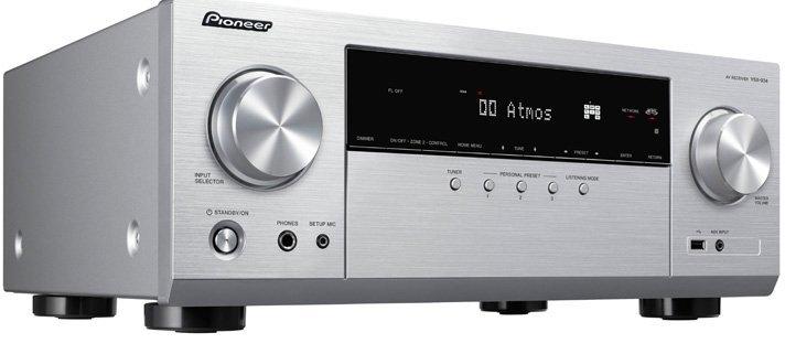 Pioneers neuer VSX-934 AV-Receiver