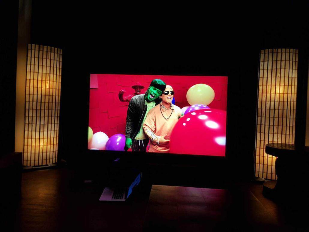 Samsung produziert mit Culcha Candela zum ersten Mal ein Musikvideo in 8K