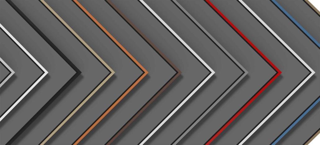 Screen Innovations Zero Edge Pro Rahmenfarben