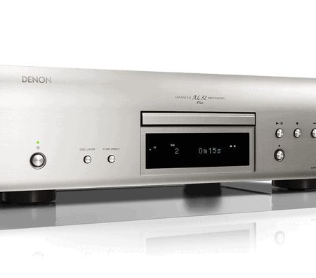 Denon DCD-1600NE CD-Player