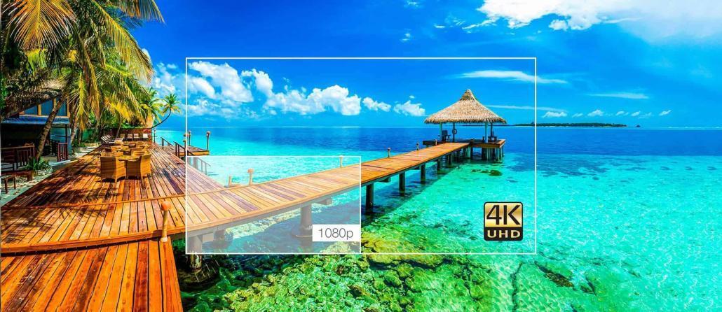 Optoma UHD3200A 4K UHD Auflösung