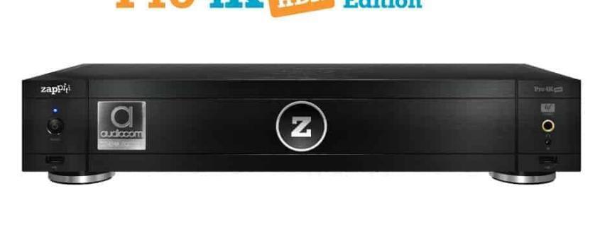 Zappiti Pro 4K HDR Audiocom
