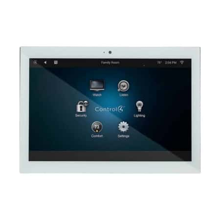 Control4 T3 In-Wall Touch Screen