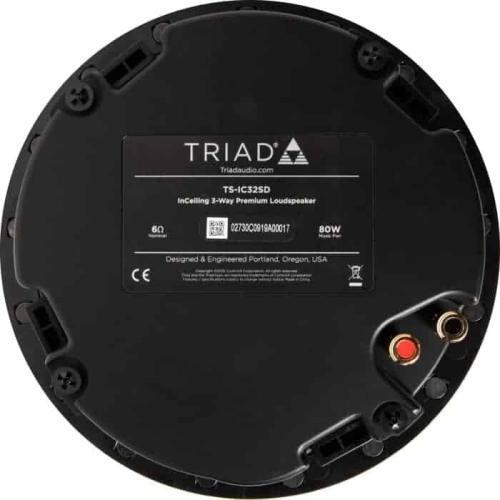 """Triad TS-IC32SD InCeiling 3x3"""" SD"""