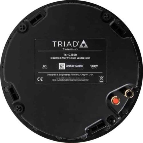 """Triad TS-IC33SD InCeiling 3x3"""" SD"""