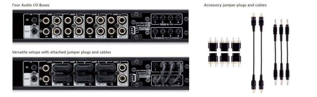 Yamaha XDA-AMP5400RK Multiroom-Verstärker
