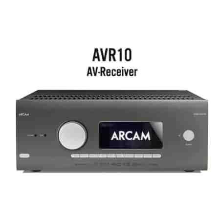 Arcam AVR10 Dolby Atmos & DTS:X 7.1.4