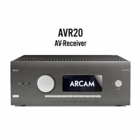 Arcam AVR20 Dolby Atmos & DTS:X 9.1.6