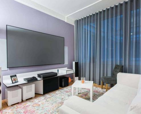 Showroom Dream Land LaserTV