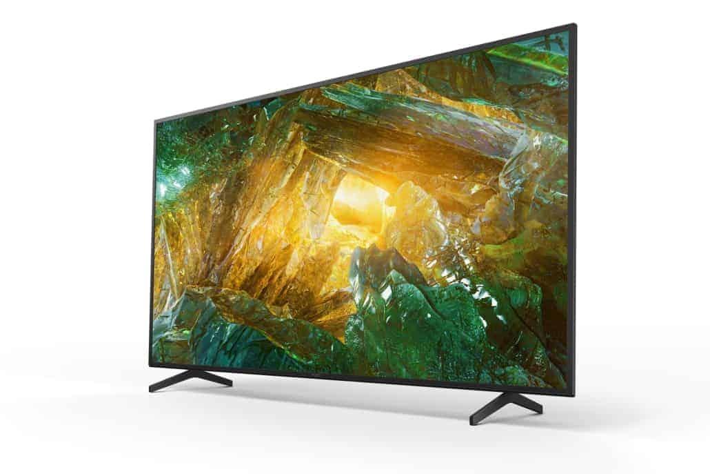 4K-TV XH80 (85, 75, 65, 55, 49 und 43 Zoll)