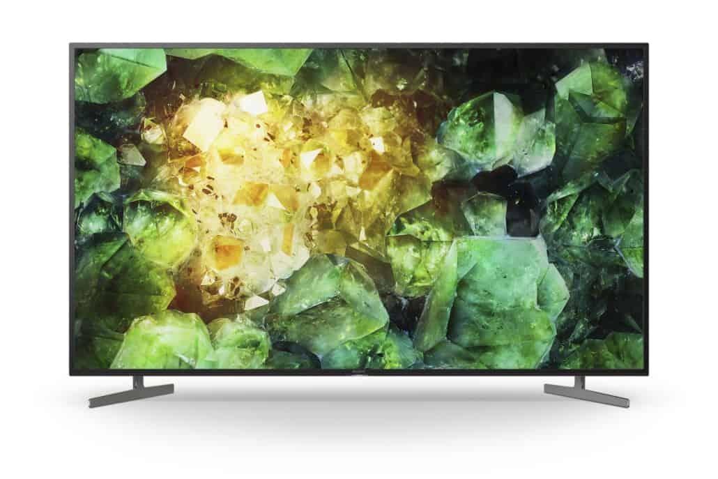 4K-TV XH81 (65, 55, 49 und 43 Zoll)