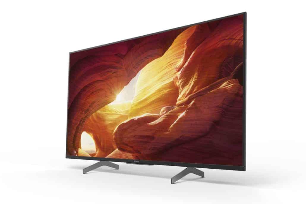 4K-TV XH85 (49 und 43 Zoll)