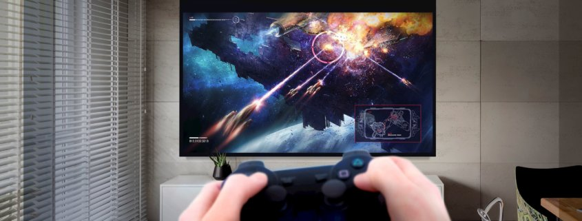 Optoma UHD42 der neue Gaming Star