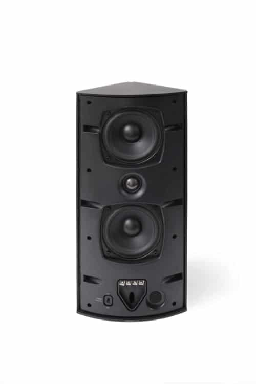 Cornered Audio Ci4 schwarz