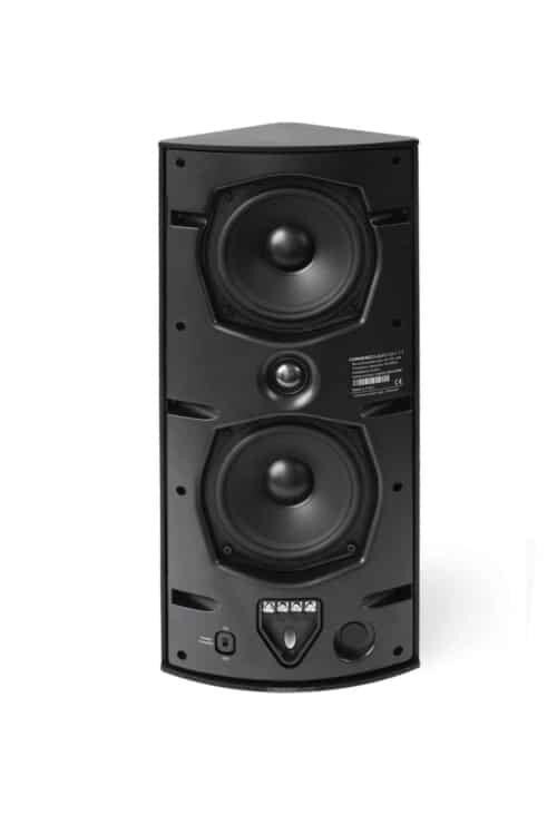 Cornered Audio Ci5 schwarz