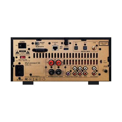 Advance Paris MyConnect 50 Streaming Verstärker & All-In-One