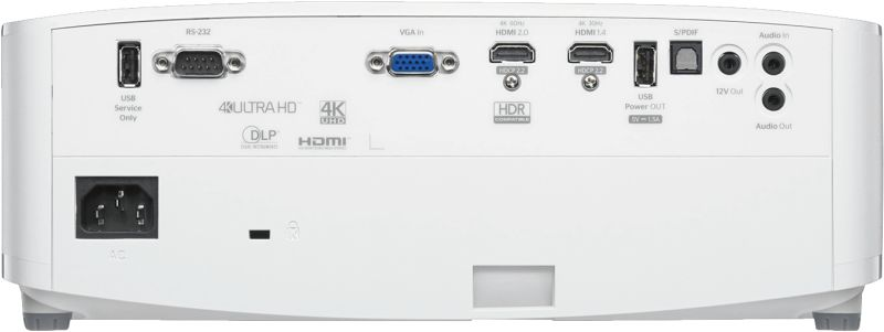 Optoma UHD42 - High-End 4K Gaming Beamer