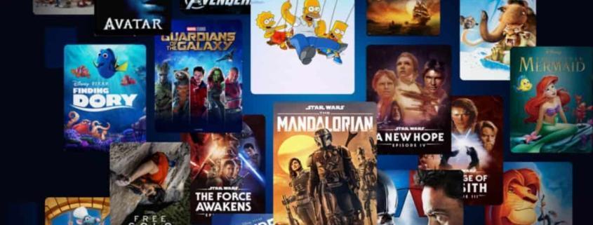 Disney+ - Alle Apps in der Übersicht