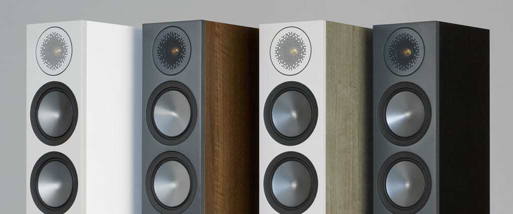 Monitor Audio Bronze 6G Design