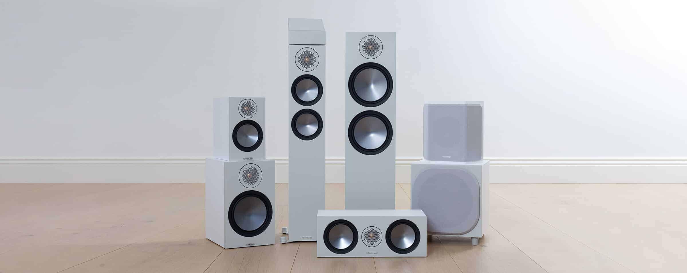 Vorstellung: Neue Monitor Audio Bronze Serie