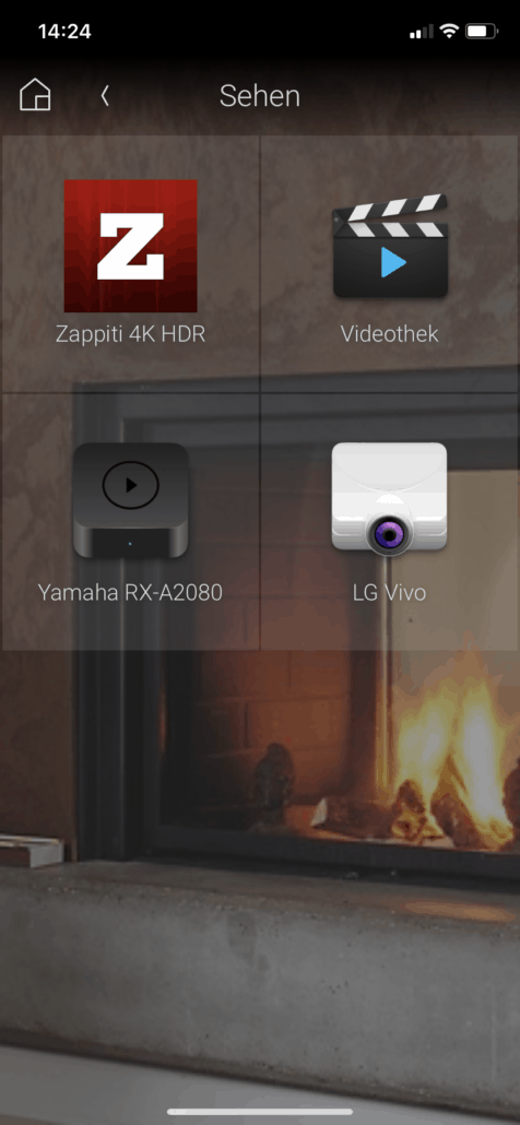 Zappiti meets Control4