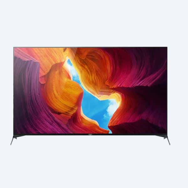 Sony bringt den 4K HDR Full Array LED-Fernseher XH95 in den Handel