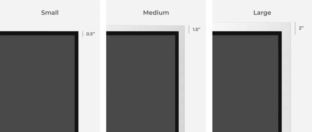 Screen Innovations Zero Edge Pro Rahmen