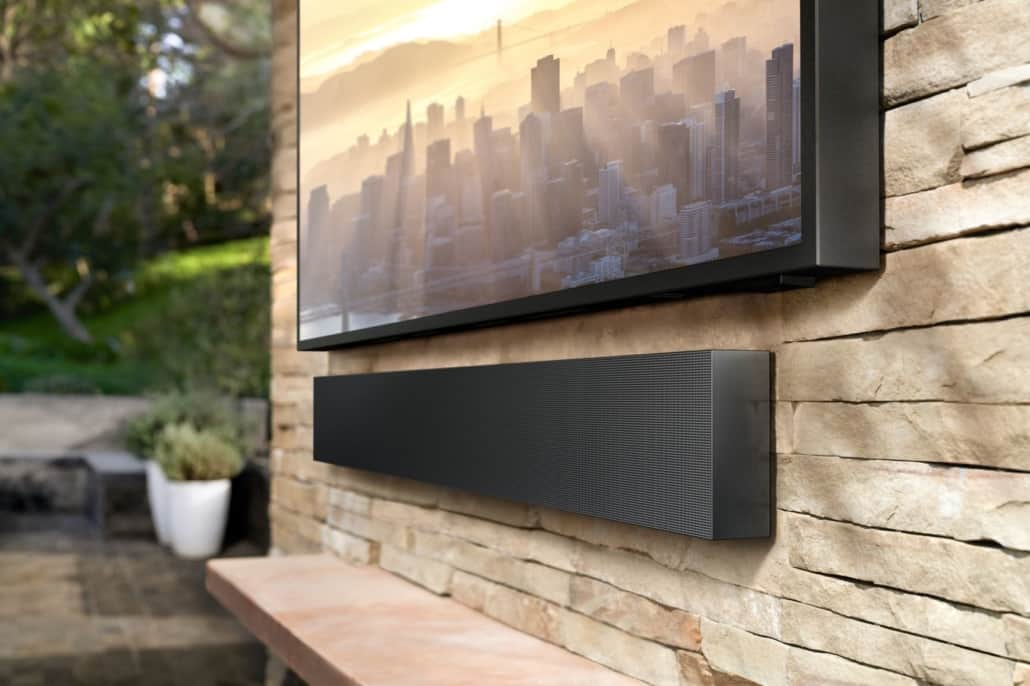 Samsung The Terrace - Outdoor Fernseher